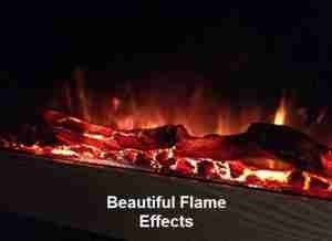 Black Electric Fireplace Review