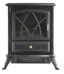 VonHaus Fireplace Heater