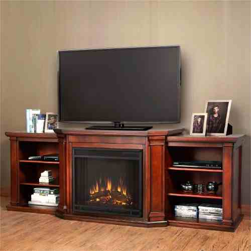 Electric Fireplace Entertainment Center | Valmont By Real Flame