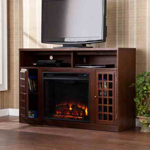 Narita Electric Fireplace Media Entertainment Center Review