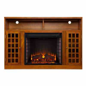 Electric Fireplace Media Entertainment Center Review Narita By SEI