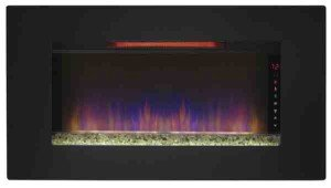 Classic Flame wall mount electric fireplace