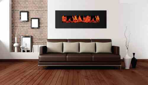 Wall Mount Electric Fireplace Review | Valencia VWWF-10306