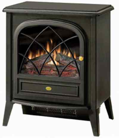 Dimplex comp[act electric stove
