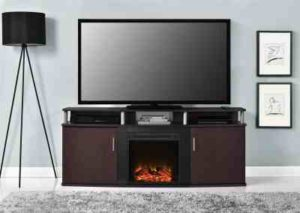 Electric Fireplace TV Stand Review