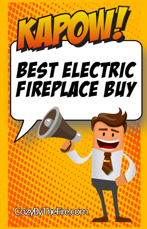 best electric fireplace buy